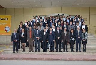 Nuh Panel 2015 Bayi Toplantısı Girne - Kıbrıs