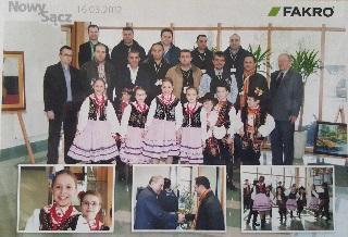 FAKRO 2012 BAYİ GEZİSİ KRAKOW - POLONYA