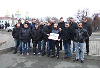 TECHNOWOOL 2015 BAYİ GEZİSİ  ST.PETERSPURG - RUSYA