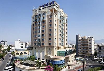 Kıbrıs Lefkoşa Merit Otel