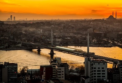 Marmaray Haliç Köprüsü