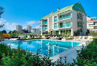 Gürsu Konsept Evler Antalya