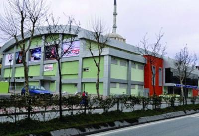 Bayrampaşa Semih Erden Spor Salonu