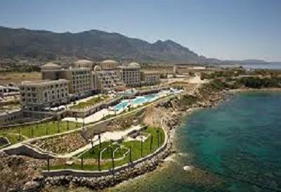 Kıbrıs Girne Merit Royal Otel